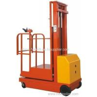 Buy cheap High Performance Good Price Factory Direct Whole-electromotion Aerial Order Picker from wholesalers