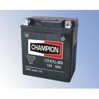 Buy cheap Motorcycle Battery Product name:YTX7L-BS from wholesalers