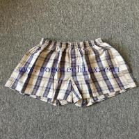 Buy cheap Cotton Men′s Boxer for Playing by the ocean from wholesalers