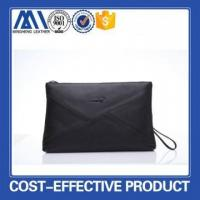Buy cheap Leather men's clutch bag from wholesalers