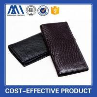 Buy cheap 2016 bifold black genuine leather wallet for men from wholesalers