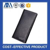 Buy cheap Genuine leather long wallet for man from wholesalers