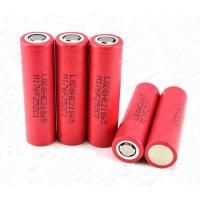Buy cheap LG HE2 18650 battery from wholesalers