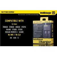 Buy cheap NiteCore I2 Charger from wholesalers