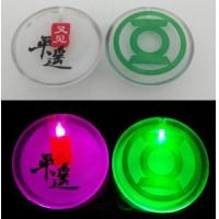 Buy cheap Led badge from wholesalers