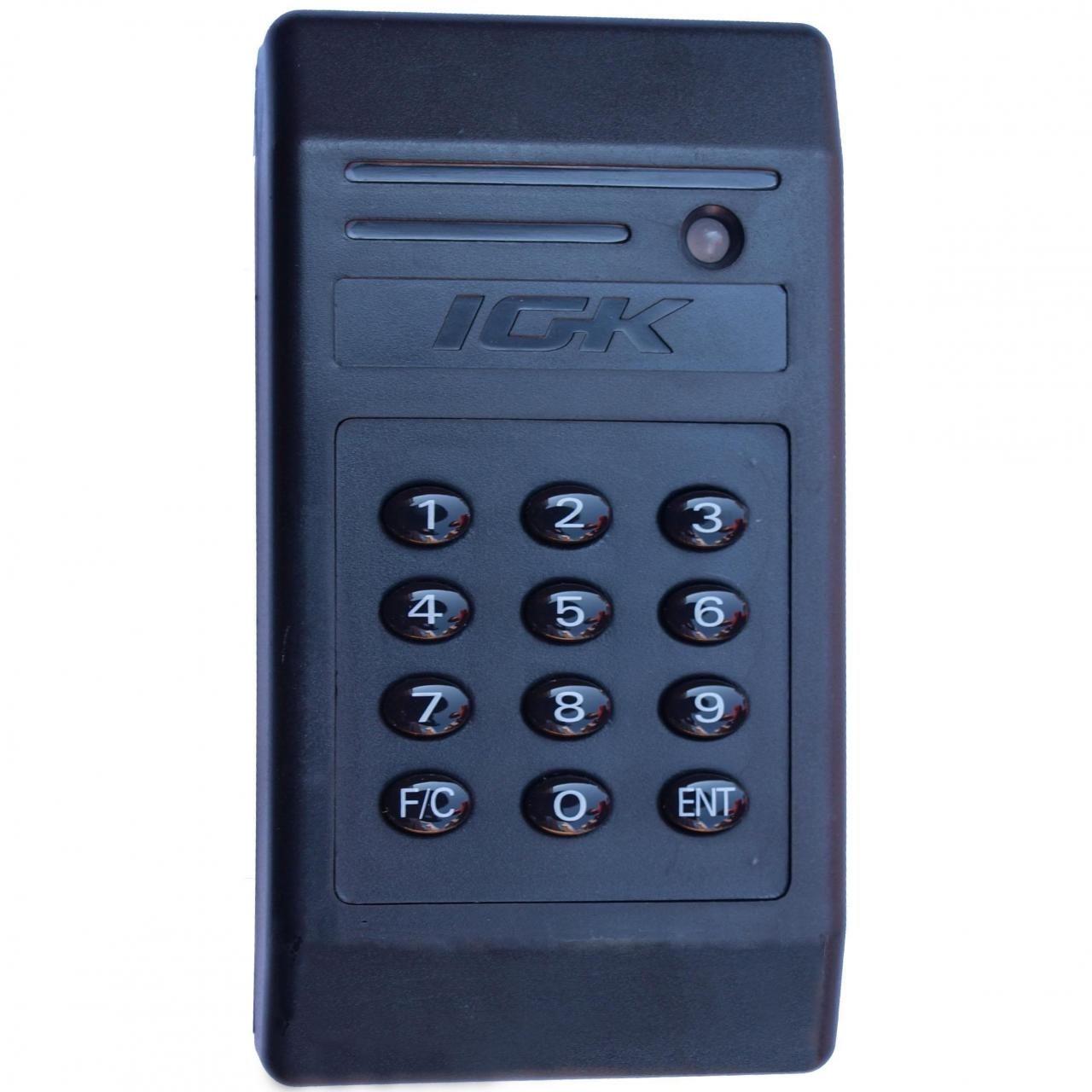 Buy cheap Entrance guard controller IGK2111 No diaplay card reader from wholesalers