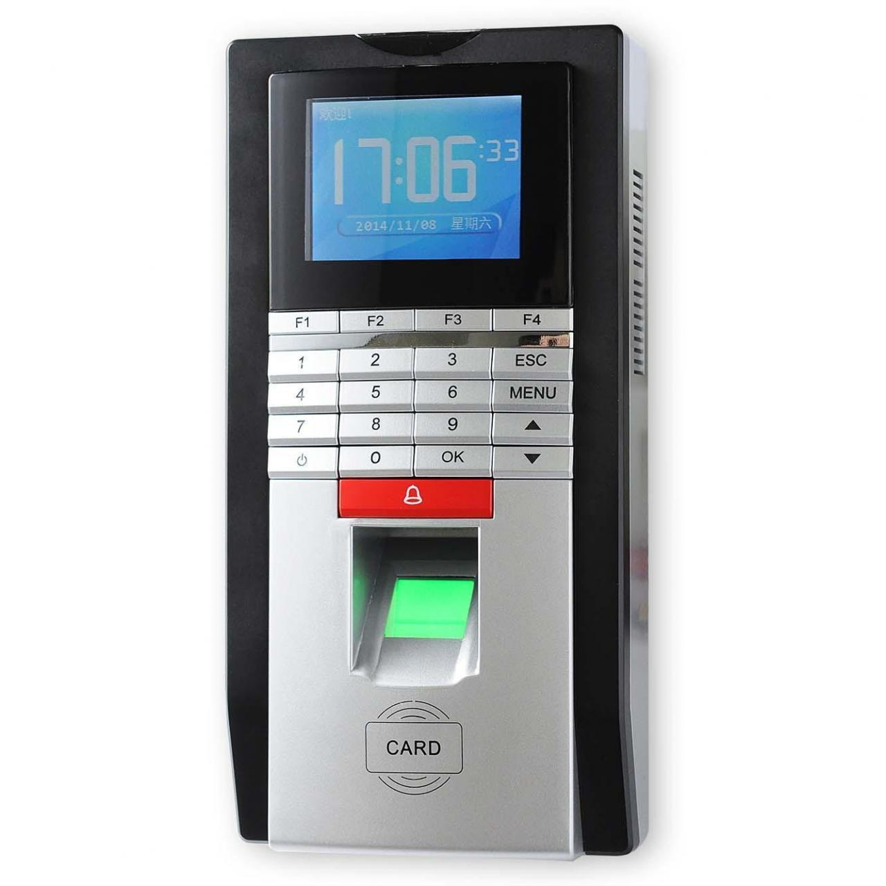 Buy cheap IGK-2F Three-in-one access control attendance machine from wholesalers