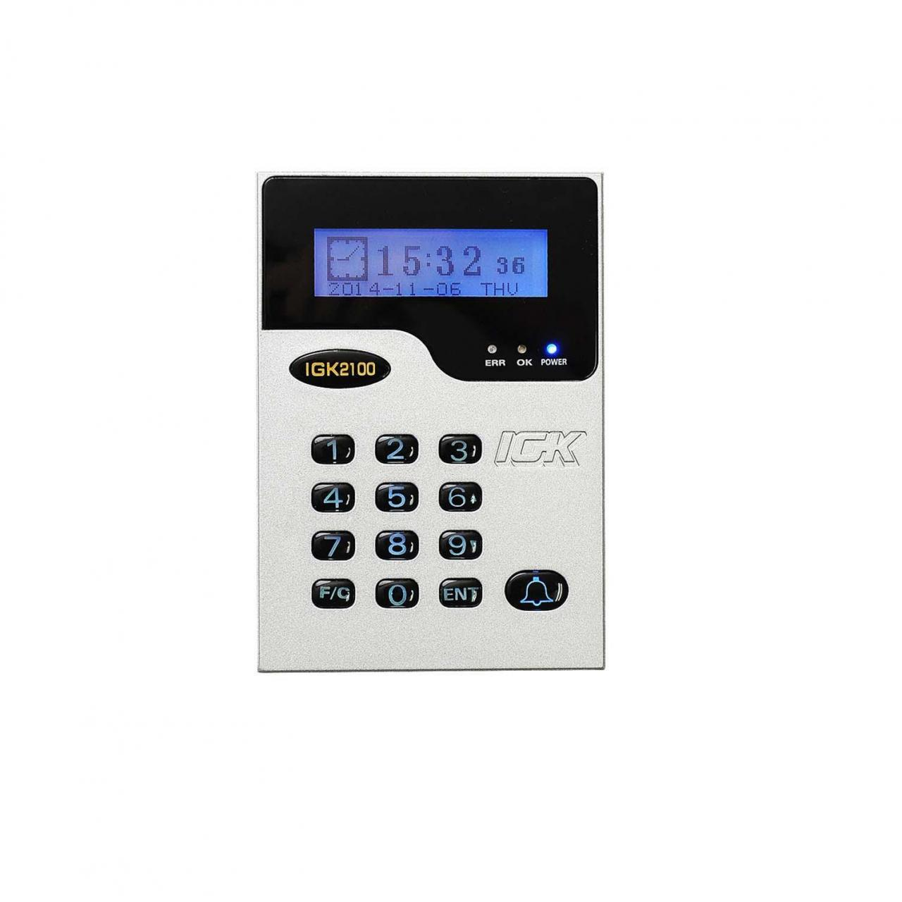Buy cheap Entrance guard controller IGK2100 Display card reader from wholesalers