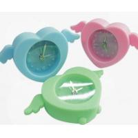 Buy cheap silicone alarm clock from wholesalers