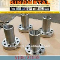Buy cheap long high Welded neck flange product