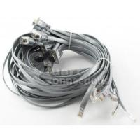 Buy cheap Lot of 8 Avocent 6ft RJ45 Male to Serial DB9F 9-Pin Adapter Port Cable CAB0036 product