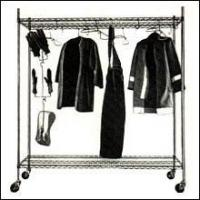 China Structural Groves Air Dry Laundry Rack and Gear Storage Rack on sale