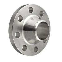 Buy cheap Top Quality ANSI B16.5 Stainless Steel Welding Neck Flange product