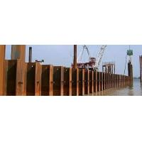 Quality HZ Combined Wall Pile for sale
