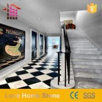 China Round Staircase Stair Railing Styles Deck Stair Rail Baluster Custom Stairs and Railings on sale