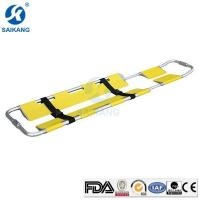 Quality Aluminum Alloy Emergency Patient Scoop Stretcher for Ambulance for sale