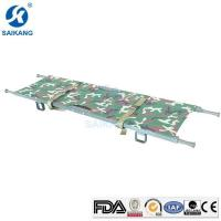Quality Portable Foldaway Patient Transfer Stretcher for Rescue Use for sale