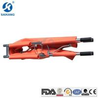 Quality Hospital Medical Folding Patient Emergency Stretcher for sale