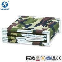 4 Foldable Patient First-aid Ambulance Stretcher for Medical Used