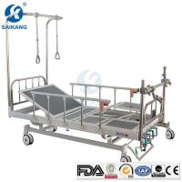Quality Adjustable Four Crank Fhree Functions Orthopedic Traction Bed for sale