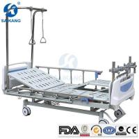 Quality Hospital Medical Therapy Traction Orthopaedic Bed Equipment with Manual Lumbar for sale