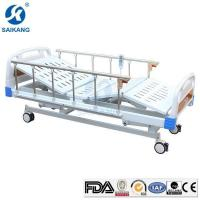 Buy cheap Used Adjustable Hospital ICU Electric Treatment Bed with Three Functions for Sale from wholesalers