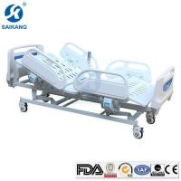 Buy cheap Adjustable 5 Functions Hospital ICU Nursing Bed for Sale from wholesalers