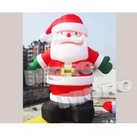 Buy cheap Inflatable Santa/Christmas/Halloween Decors from wholesalers