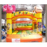 Buy cheap Le Petit Zoo Inflatable Bouncer/Chateau Gonflable Inflatable Le Petit Zoo from wholesalers