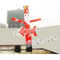 Buy cheap Inflatable Advertising Arm Waving Tube Man from wholesalers