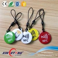 Buy cheap NFC Tag Ideas 13.56MHz NTAG216 Resin Coated Epoxy NFC Tag from wholesalers