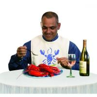 Buy cheap Restaurant Bib Apron from wholesalers