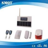 Buy cheap Smart wireless gsm home security system kit product