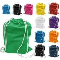 Quality Cotton Economical Sport Drawstring Pouch Bag 3.02 out of 5 for sale