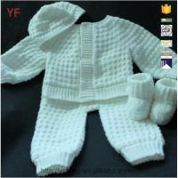 Quality Children in Crochet Pattern Baby Sweater for sale