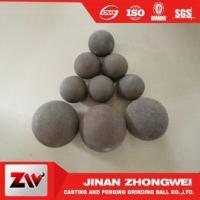 1 inch-6 inch B3 forged grinding ball for ball mill used in mining and cement plant