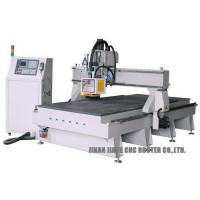 Buy cheap 3 Axis Auto Tool Changer CNC Router Machine for Wood Door Cutting from wholesalers