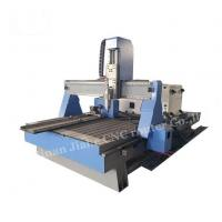 Buy cheap 4 Axis CNC Router Machine for Woodworking with Rotary Axis from wholesalers
