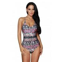China Stylish Gypsy Print One-Piece Bathing Suit LC410110 on sale