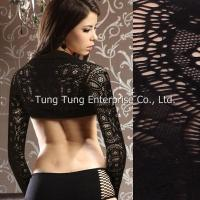 Buy cheap Women's Lingerie Coin Mesh Yoga Sleeves from wholesalers