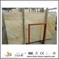 Quality Vermont Gold Butterfly Stone Marble for Kitchen Tiles for sale
