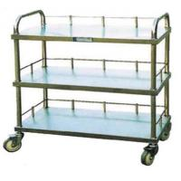 Quality Stainless Steel Sector Instrument Table Trolley Manufacturers for sale