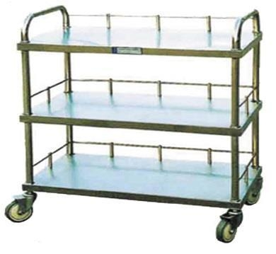 Buy Stainless Steel Sector Instrument Table Trolley Manufacturers at wholesale prices