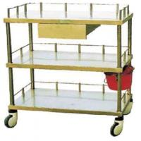Quality Stainless Steel Medical Treatment Trolley Buy for sale