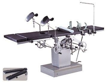 China Electric Hydraulic Unicersal Surgical Table with C-Arm and X-Ray