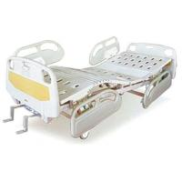 Quality Manual Hospital Beds with CPR,X-RAY,Central Brakes for sale