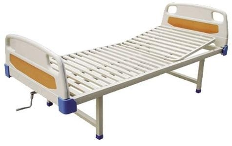 China Three Cranks Manual Nursing Bed Manual Hospital Beds for Sale
