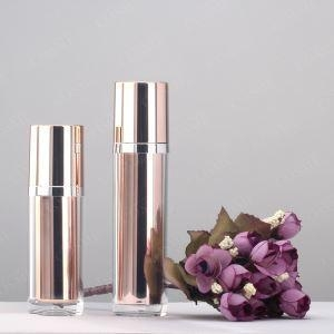 China Airless Pump Lotion Bottle For Luxury Cosmetic