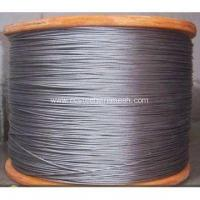 Buy cheap 1x9 7x19 1x19 7x7 Cable Wire Rope product