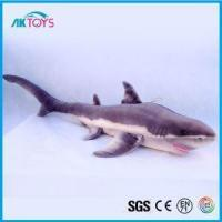 Quality Shark Plush Toys Which Is Best For Boy Gift With Different Size And Special Material for sale